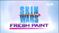 Skin Wars Fresh Paint