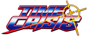 Time crisis logo by ringostarr39-d7q2apg