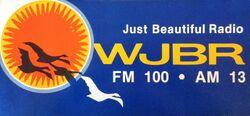 WJBR FM 100 AM 13