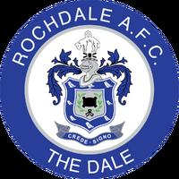 Rochdale AFC logo