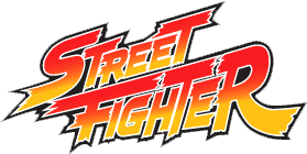 Street Fighter Logo 1987
