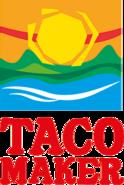 Taco Maker 2016 vertical logo