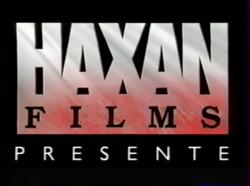 Haxan Films Logo 2