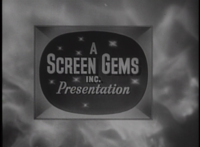 Screen Gems Presentation 1953