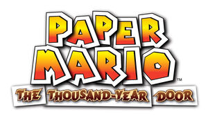 Paper Mario The Thousand Year Door