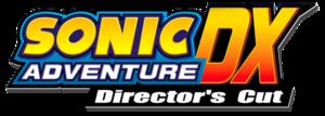 Sonic DX Logo