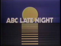 ABC Late Night 1976