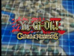 Yu-Gi-OhCapusleMonsters