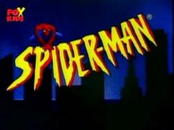 Spider-Man 1994 logo