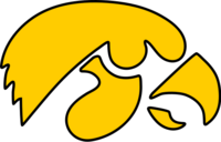500px-Iowa Hawkeyes Logo svg