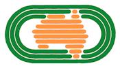 Athletics Australia 1982-1995 logo