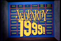 Jeopardy 1999