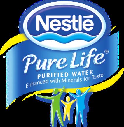 Pure Life   Logopedia   FANDOM powered by Wikia  Pure Life   Log...