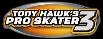 Tony Hawk's Pro Skater 3 logo