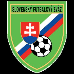 Slovakian FA 90s logo