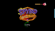 Spyro 5 Loading Screen