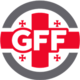 Georgian Football Federation logo (introduced 2014)
