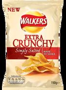 Crunchy salted big