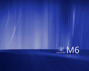 Longhorn m6 blue background by potassiummcr-d8gat0c