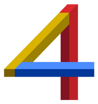 Unused Channel 4 logo 1991 small