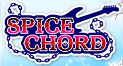 Aikatsu Stars Spice Chord logo