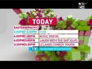 JUCE TV schedule bumper