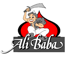 Ali Baba 5th logo 29 September 1997-31 December 1999
