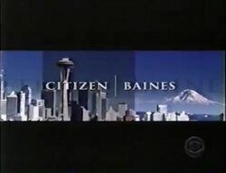 Citizen Baines