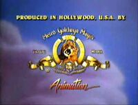 Mgm animation logo