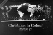 BBC 1 Christmas 1969