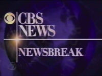 CBS Newsbreak 1996