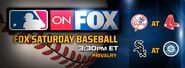 FOX Sports' FOX Saturday Baseball Line-Up Video Promo For Late Saturday Afternoon, April 21, 2012