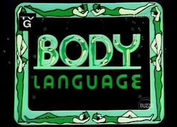 Body Language 1983 Pilot