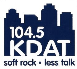 KDAT logo