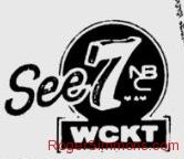 WCKT 1958 Logo