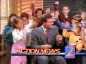WSB-TV WeatherSchool promo 1988