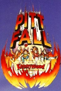Kennywood Pitt Fall logo