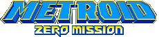 Metroid Zero Mission logo