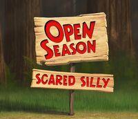 Open Season Scared Silly