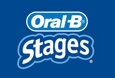 Oral-B Stages logo