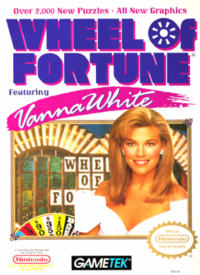 Wheel of Fortune featuring Vanna White (NES)