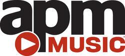 APM Music logo