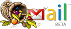 Gmail Thanksgiving