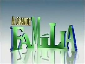 A Grande Família - Logo 2001