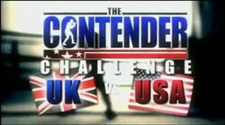 The Contender Challenge UK vs USA
