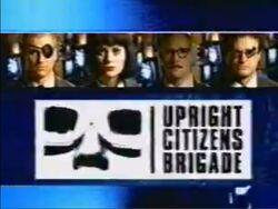 Upright Citizens Brigade