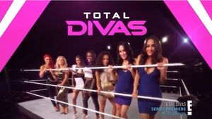 Total Divas Intertitle