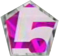 Canal 5 XHGC-TV 2014 logo