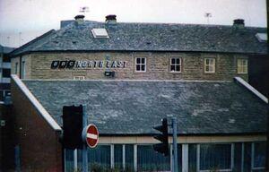 BBC North East Studios 1990s