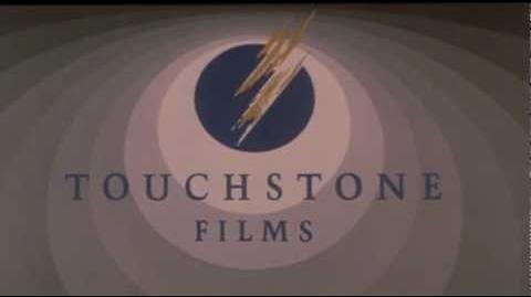 Touchstone Films 1984-1985 logo